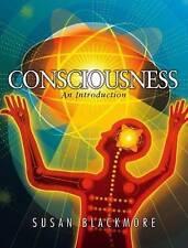 Consciousness: An Introduction, Good Condition Book, Susan Blackmore, ISBN 97803