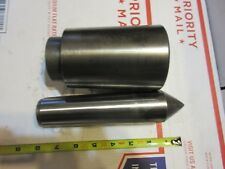 Lathe Dead Center with very large adapter sleeve