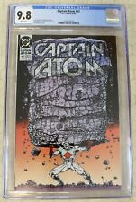 CAPTAIN ATOM vol.3 (1987)  #42  CGC 9.8 1st Appearance of Death in DC Comics!!