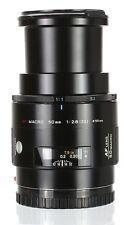 Minolta AF Macro 50 mm 2.8  Minolta A-mount Sony Alpha  (Réf#E-138)