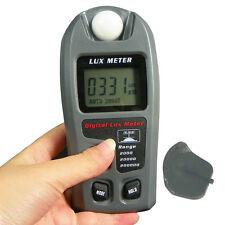 Digital Light Meter LCD Luxmeter Lux/FC Luminometer Photometer Tester Photo