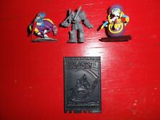lot figurines Yu GI OH