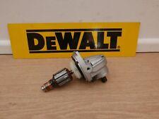 DEWALT DCG412  TYPE 2 ANGLE GRINDER GEARCASE & ARMATURE ASSEMBLY