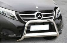 MERCEDES V 2014 BULL BAR MIRROR INOX 60 LUCIDO C/TRAVERSA