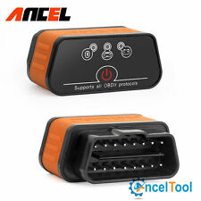 ELM327 Obd2 Scanner Ancel iCar2 Bluetooth Car Diagnostic V1.5 For Android Torque