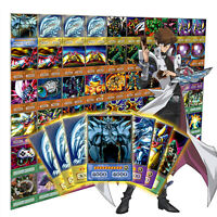 Yugioh ANIME DECK: SETO KAIBA   6 Holo + 54 Common Cards   Orica Custom Karten