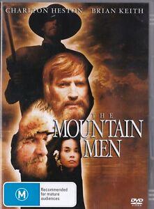 The Mountain Men - Charlton Heston, Brian Keith  [R4]