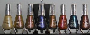 2 Sally Hansen Lustre Shine Nail Color       (Choose Your Color) (New)