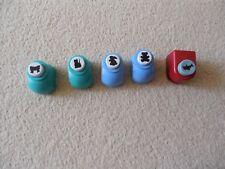Creative Mini Paper Craft, DIY, Animal Punch Set of 5