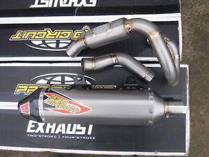Pro Circuit Ti-6 Titanium Pro system Exhaust  KTM 250SXF 250XCF 2017 2018 FC250