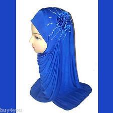 Foulard strass islam chapeau Jadeed enfanter hijab Chiffon Khimar niqab Abaya