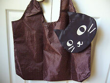 BRAND NEW CAT HEAD ECO BAG FROM JAPAN