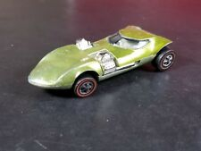 Hot Wheels Twin Mill Redline Vintage US Lime