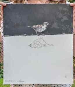 Charming Baker - Love Birds I & II - Artist Proof