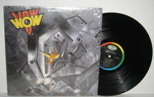 VOW WOW Shock Waves LP 1987 Bow Wow Japanese Metal Shot In The Dark Go Insane