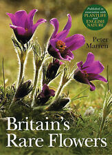 Britain's Rare Flowers (Poyser Natural History)-ExLibrary