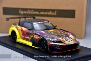 IG 1:18 J'S RACING S2000 AP1 Honda