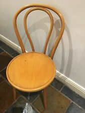 Dining table - Original Bentwood & 4 Chairs - 88cm round $450 buy now