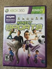 XBOX360 KINECT SPORTS VIDEO GAME