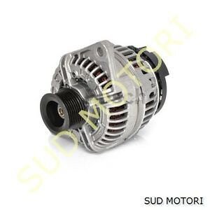 Alternator Original BOSCH 0124525020 For COMPATIBLE WITH IVECO Fiat Ducato Daily