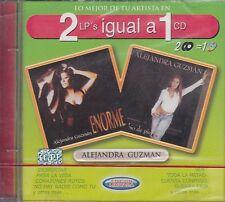 Alejandra Guzman 2 LPs Igual a 1CD Not Sealed