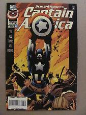 Captain America #453 Marvel Comics 1968 Series