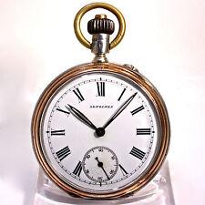 Longines Taschenuhr 1886-87 800er Silber