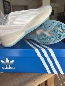 adidas MENS ORIGINALS OZRAH UNISEX Q46433 Clear Brown/Footwear White/Mint Tone