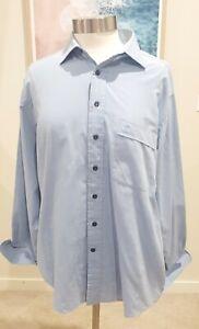 YSL Yves Saint Laurent Size 42 Cotton Shirt Mens