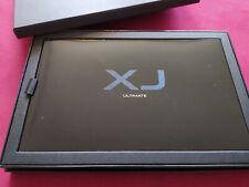 Jaguar XJ Ultimate, 2012, Prospektbox - sehr selten!