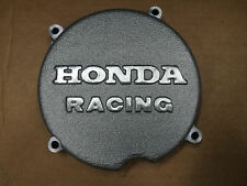 Honda Racing CR500 CR 500 Ignition Inspection Cover Sand Cast 1987 - 2001 Silver