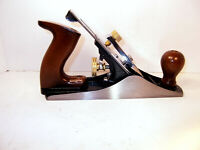Scrub Plane New Converted Smoother for Stock Preparation Sharpened Adjusted