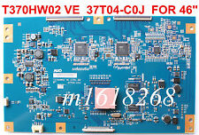 """NEW ORIGINAL  T370HW02 VE CTRL BD 37T04-C0J  T-Con Board FOR 46""""  46"""" inches TV"""