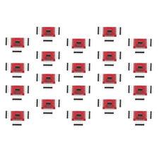 20 Pieces 74HC595 8-Bit Shift Register DIP-16 IC Breakout PCB Board NEW