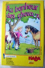 Jeu HABA   Au bonheur des chevaux  - à partir de 5 ans - 2 à 4 joueurs