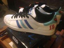 Men's Adidas Star Wars Shelltoe Low top Original Classic White Skywalker Luke 19