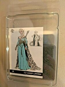 MiniCrate - ICE QUEEN LANYSSA Hordes Miniature Model January 2019 - New in Box