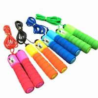 Professional Adjustable Counting Skipping Rope Automatic Counting Jump Rope QU