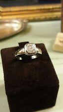 Anello in oro bianco 18 carati e diamanti. Promozione!! Affare!!