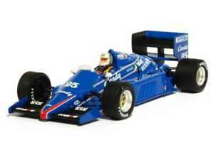SPARK Ligier JS25 #25 4th GP F1 Monaco 1985 Andrea de Cesaris S3975 1/43