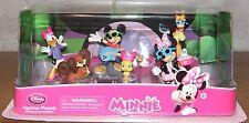 Disney Micky und Minnie als Rockstar Deluxe Figurenset mit 6 Figuren NEU OVP New