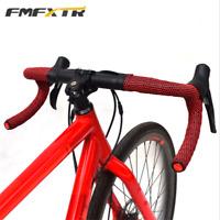 PRO Road Bike HandleBar Tapes Shock-Proof Drop Bar Tapes Belts Ultralight 75g