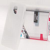 custodia cover posteriore SLIM 0,2mm bianca per SAMSUNG S5 Neo GALAXY SM-G903