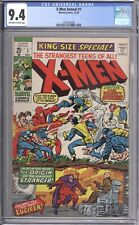 X-MEN ANNUAL #1 - CGC 9.4 - 1970 / GORGEOUS KING-SIZE ISSUE