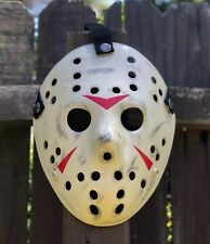 Jason Voorhees Part 3 Hand Painted Jason Mask-Screen Accurate Replica-highQuaily