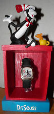 Wrist watch Cat in the Hat Dr. Seuss Ltd. Ed. ultra Rare $125 OFF Price to Sell