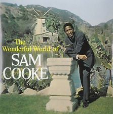 SAM COOKE-The Wonderful World Of Sam Cooke  (UK IMPORT)  VINYL NEW