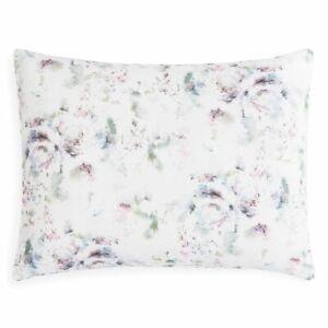 Sferra STANDARD Pillow Sham Lissara 5756 Long Staple Cotton Sateen DELFT D01037