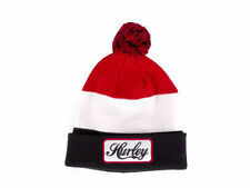 Hurley Pom Pom Remix Beanie Cap Hat $27 Water Repellent
