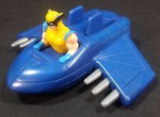 Vintage 1996 Wolverine Jet Figure / Vehicle